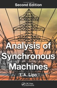 Analysis of Synchronous Machines, 2/e (Hardcover)-cover
