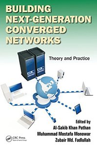 Building Next-Generation Converged Networks: Theory and Practice (Hardcover)-cover