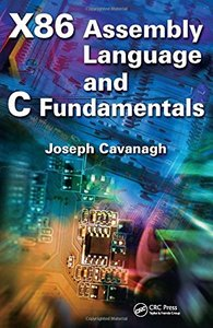X86 Assembly Language and C Fundamentals (Hardcover)-cover