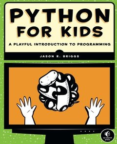 Python for Kids: A Playful Introduction to Programming (Paperback)