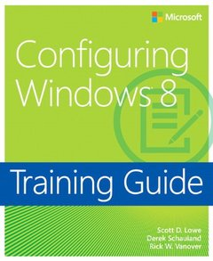 Training Guide: Configuring Windows 8 (Paperback)-cover
