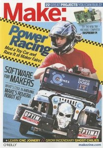 Make: Technology on Your Time Volume 33 (Paperback)-cover