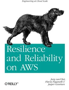 Resilience and Reliability on AWS (Paperback)-cover