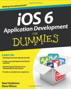 iOS 6 Application Development For Dummies (Paperback)-cover