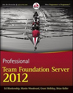 Professional Team Foundation Server 2012 (Paperback)-cover