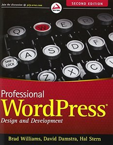 Professional WordPress: Design and Development, 2/e (Paperback)-cover