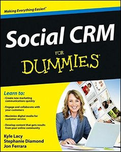 Social CRM For Dummies (Paperback)-cover