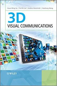 3D Visual Communications (Hardcover)-cover