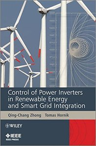Control of Power Inverters in Renewable Energy and Smart Grid Integration (Hardcover)-cover