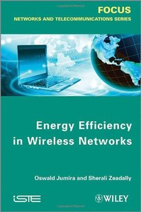 Energy Efficiency in Wireless Networks, 11/e (Hardcover)-cover