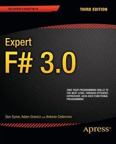 Expert F# 3.0, 3/e (Paperback)-cover