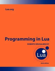 Programming in Lua, 3/e (Paperback)-cover