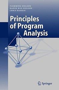 Principles of Program Analysis (Hardcover)