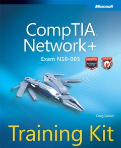 CompTIA Network+ Training Kit (Exam N10-005) (Paperback)-cover