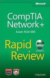 CompTIA Network+ Rapid Review (Exam N10-005) (Paperback)-cover