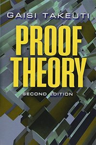 Proof Theory, 2/e (Paperback)-cover