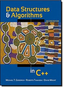 Data Structures and Algorithms in C++, 2/e (Paperback)-cover
