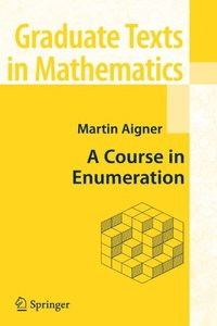 A Course in Enumeration (Paperback)