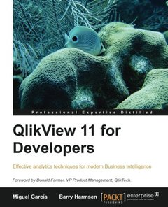 QlikView 11 for Developers-cover