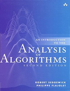 An Introduction to the Analysis of Algorithms, 2/e (Hardcover)-cover