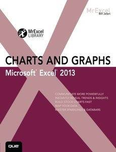 Excel 2013 Charts and Graphs (Paperback)-cover