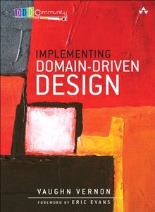 Implementing Domain-Driven Design (Hardcover)-cover