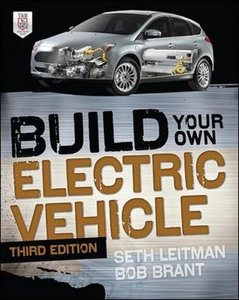 Build Your Own Electric Vehicle, 3/e (Paperback)-cover