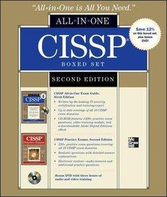 CISSP Boxed Set, 2/e (Paperback)-cover