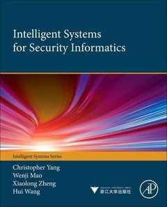 Intelligent Systems for Security Informatics (Hardcover)-cover