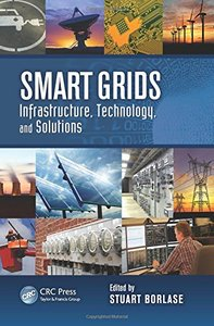 Smart Grids: Infrastructure, Technology, and Solutions (Hardcover)-cover