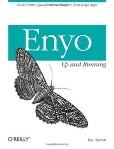Enyo: Up and Running (Paperback)-cover