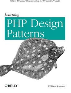 Learning PHP Design Patterns (Paperback)-cover