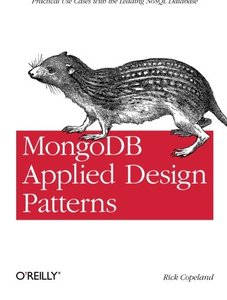 MongoDB Applied Design Patterns (Paperback)-cover