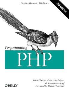 Programming PHP, 3/e (Paperback)