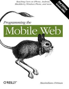 Programming the Mobile Web, 2/e (Paperback)-cover