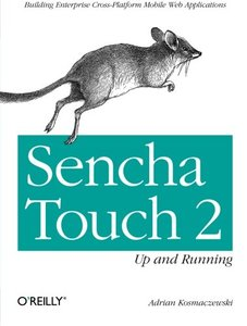 Sencha Touch 2 Up and Running (Paperback)-cover