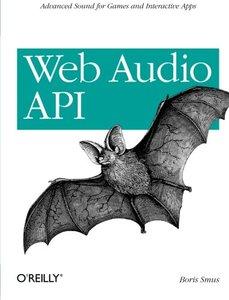 Web Audio API (Paperback)-cover