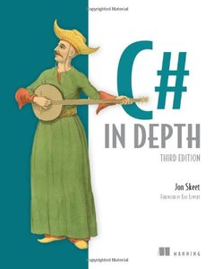 C# in Depth, 3/e (Paperback)-cover