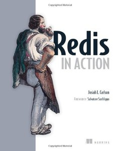 Redis in Action (Paperback)-cover