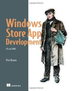 Windows Store App Development: C# and XAML (Paperback)-cover