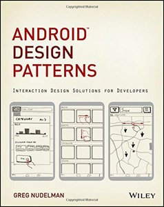 Android Design Patterns: Interaction Design Solutions for Developers (Paperback)-cover