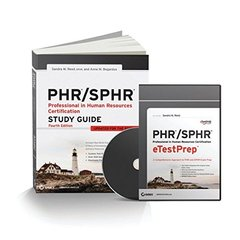PHR/SPHR: Professional in Human Resources Total Test Prep (Paperback)-cover