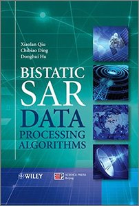 Bistatic SAR Data Processing Algorithms (Hardcover)-cover