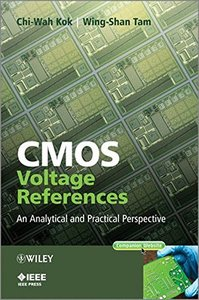 CMOS Voltage References: An Analytical and Practical Perspective (Hardcover)-cover