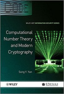 Computational Number Theory and Modern Cryptography (Hardcover)-cover