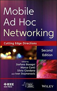 Mobile Ad Hoc Networking: The Cutting Edge Directions, 2/e (Hardcover)-cover