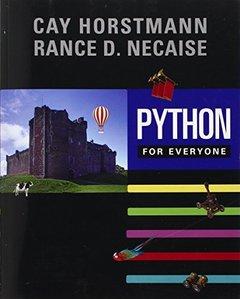 Python for Everyone (Paperback)-cover