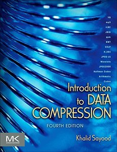 Introduction to Data Compression, 4/e (Hardcover)-cover