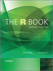 The R Book, 2/e (Hardcover)-cover
