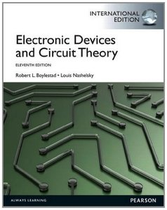 Electronic Devices and Circuit Theory, 11/e (IE-Paperback)-cover